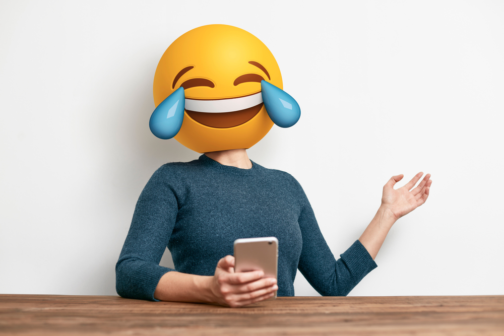 What do Botox Brow and Emojis Have in Common?